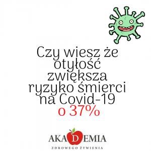 covid-19 otyłość sars